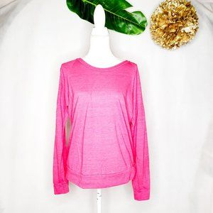 Alternative Earth Pink lightweight sweatshirt